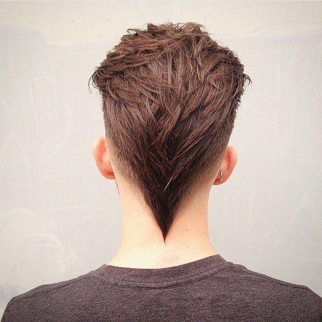 ducks arse haircut mens haircut 2021