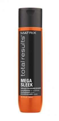 Mega Sleek Total Results Conditioner for Smooth Hair
