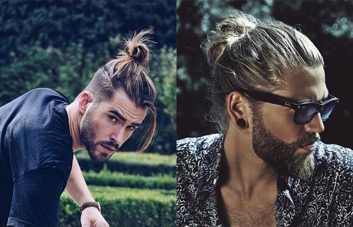 trend 2021 men's hairstyles top