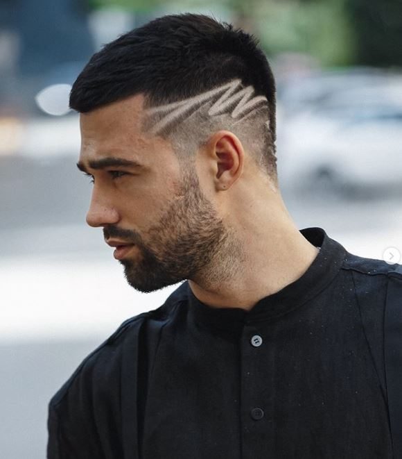 trendy mens haircuts 2021