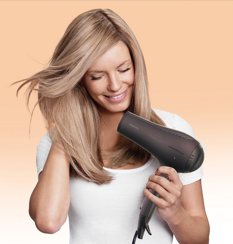 Making hair softer by changing the habits