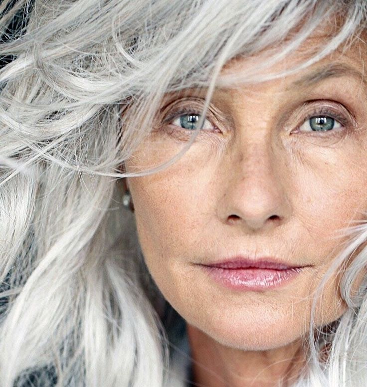 About why we're graying