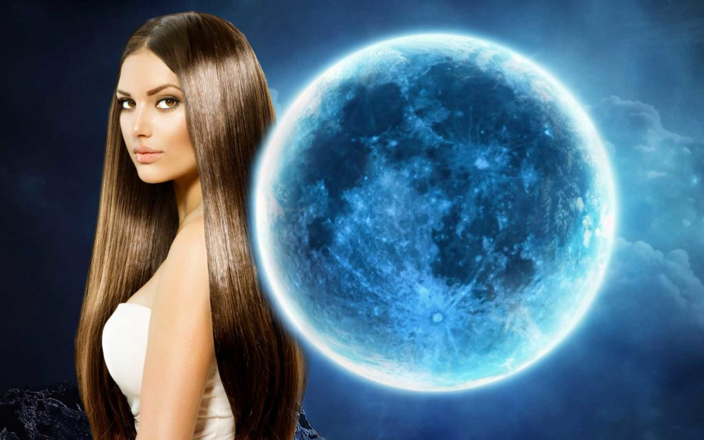 lunar hair calendar