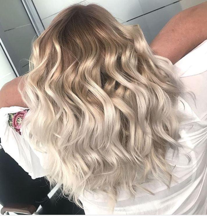 blonding 2021