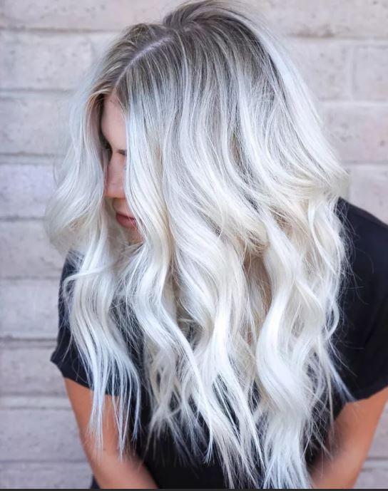 Platinum blond 2020 2021