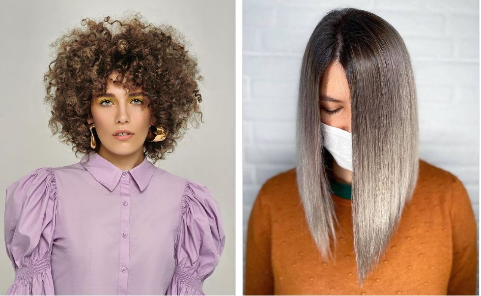 Trends in women's haircuts 2021