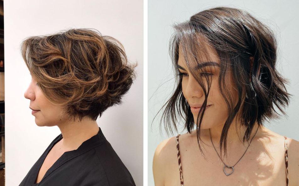 best short haircuts 2021