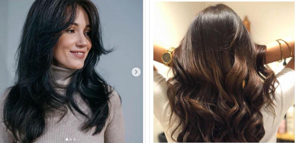 stunning women's haircuts 2021