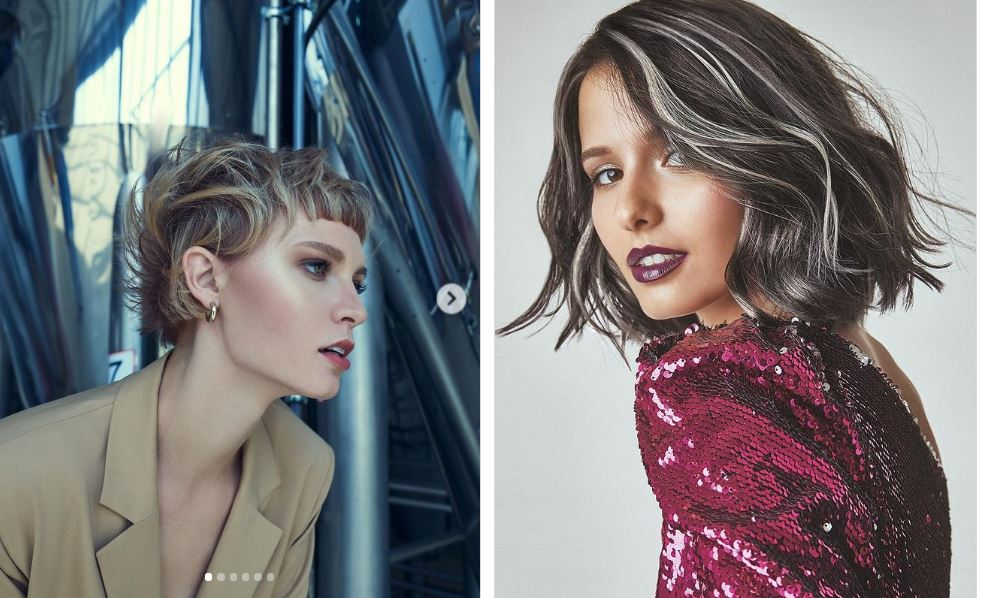 the trendy hairstyles