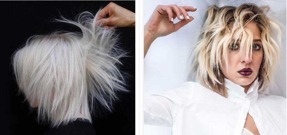 trendy styles for medium-length hair 2021