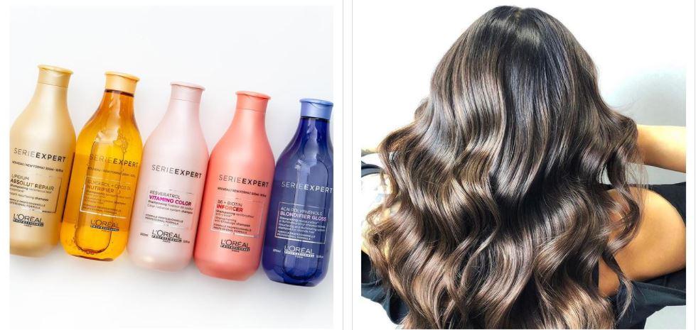 sulfates for hair washington