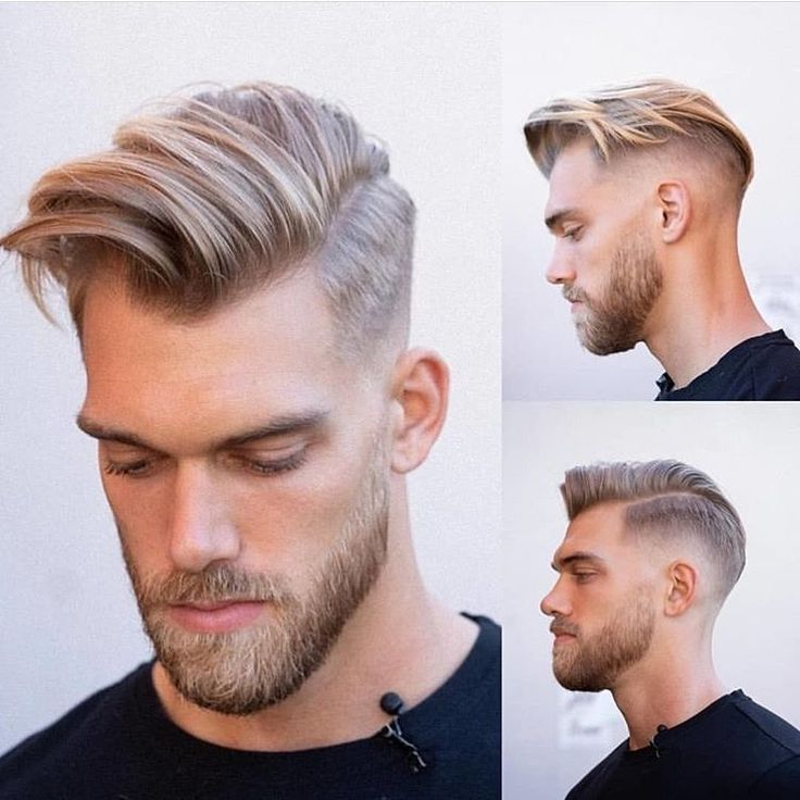 men's haircut 2021