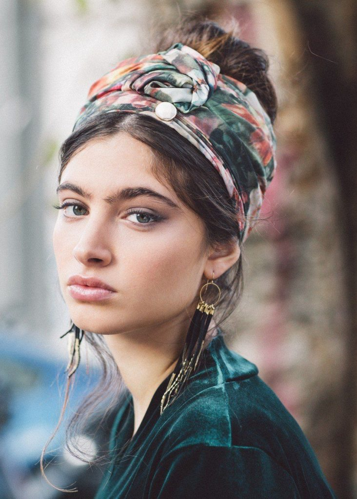 ideas for a bright and stylish hairstyle for summer 2021