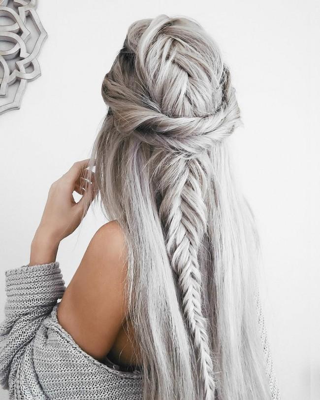 Platinum blond 2021 2020