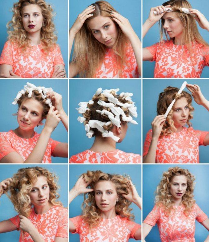 Angel curls