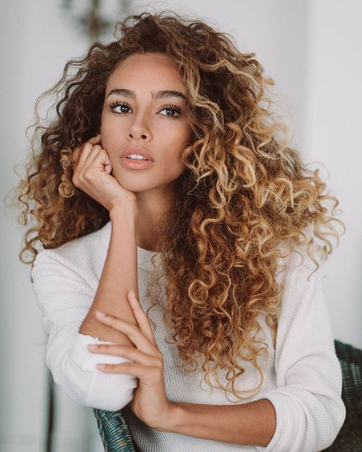 how to get permanent curly hair naturally at home 2021