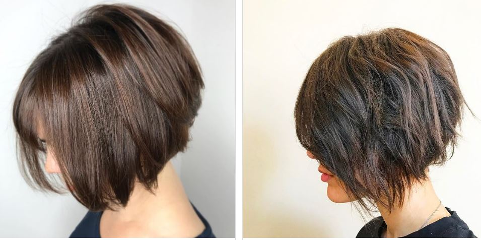 The bob is the perfect haircut for a makeover in 2021