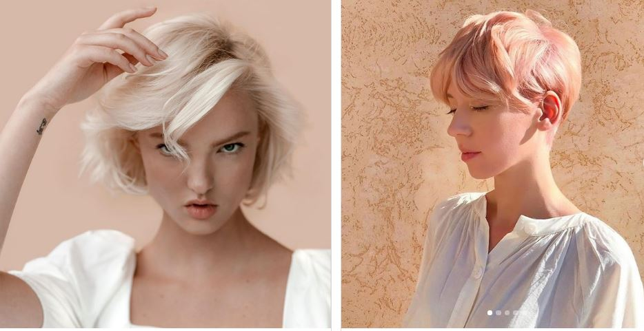Trends haircuts women