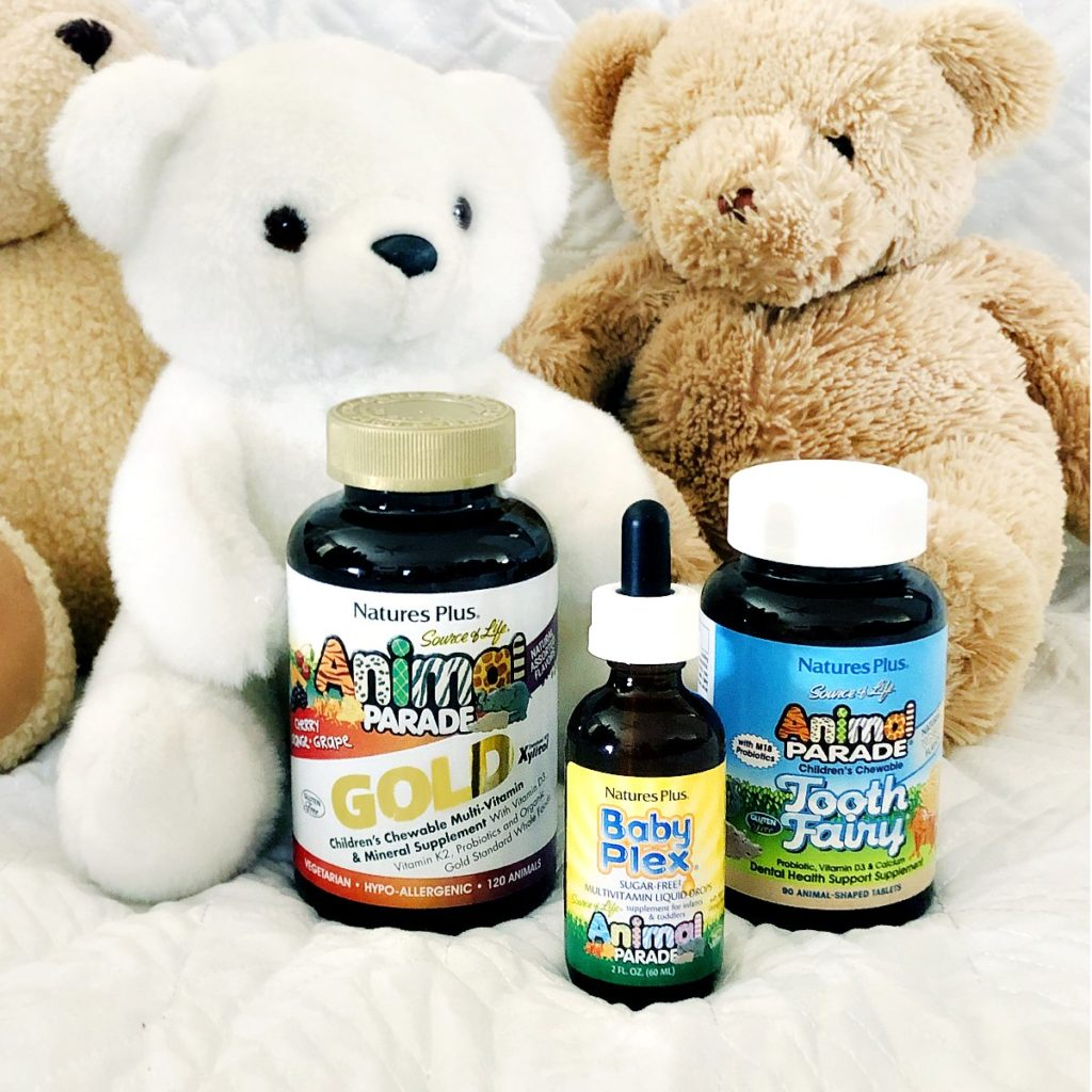 top vitamins for children 2021